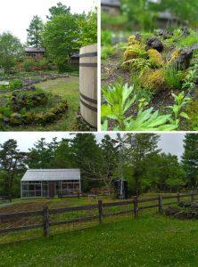 PICA山中湖の庭