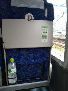 湘南新宿ラインの座席
