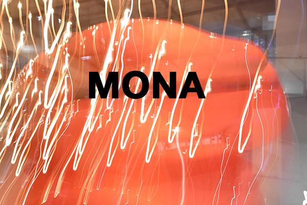 タスマニア島にあるMONAを訪れました